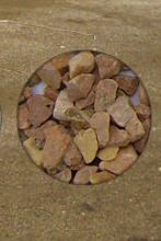 Natural Color Marble Chips Powder