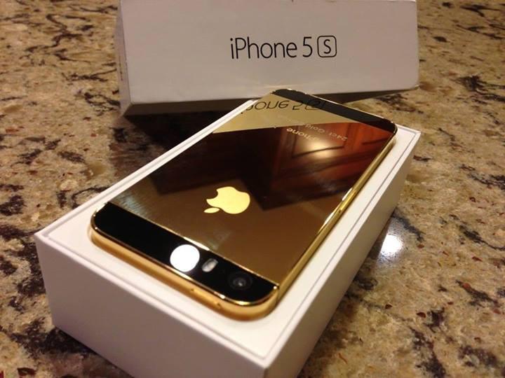 شراء Iphone 5s 64gb Gold