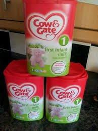 شراء Cow & Gate Milk Powder