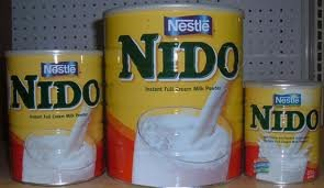 شراء Nestle nido milk powder