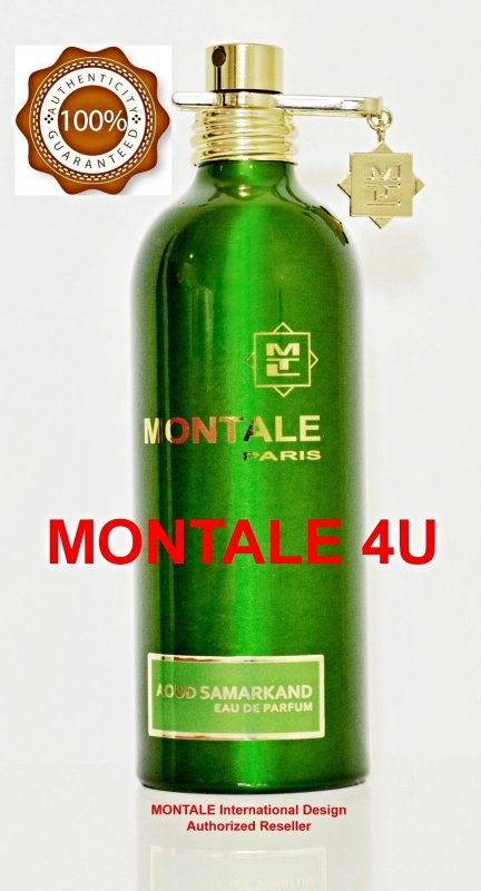 شراء Perfume Montale Internationla Design Aoud Samarkand