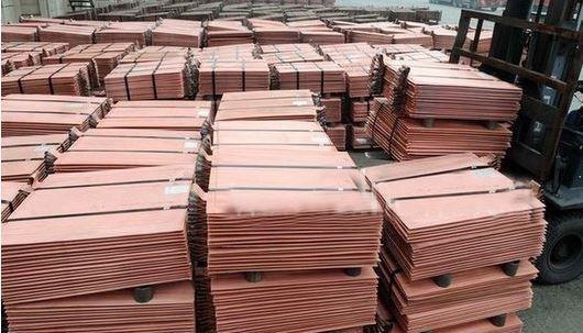 شراء Copper cathodes