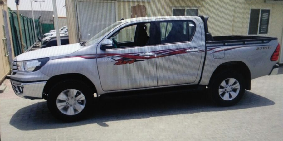 شراء Toyota Hilux
