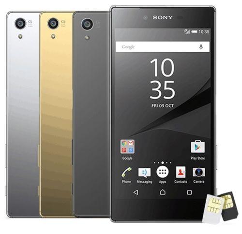 "شراء New Sony Xperia Z5 Premium Dual Sim E6883 5.5"" Unlocked Smartphone in Sealed Box"