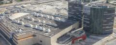 Lines for manufacture of constructional structures