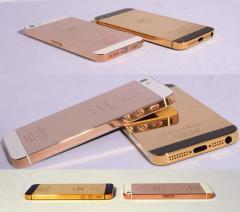 العلامة التجارية الجديدة مقفلة بلاك بيري بورش تصميم الذهب مع دبوس الخاصة.