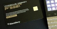Blackberry Porsche BB 10 Dev Alpha & BB TK Victory (ADD BB PIN 223c0713)