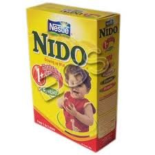 Nido infant baby formula milk powder