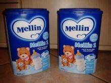 Mellin Baby formula Milk