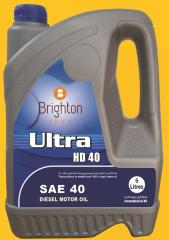 Brighton Ultra HD SAE 40 API CF Diesel Engine Oil