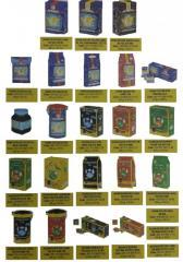 Al Ghazaleen Tea and  Gold Ceylon Tea