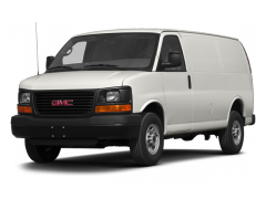 Armored GMC Savana Cash In Transit