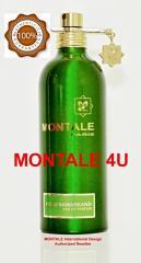 Perfume Montale Internationla Design Aoud Samarkand