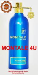 Perfume Aoud & Pine