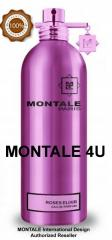 Roses Elixir Montale Perfume Internationla Design
