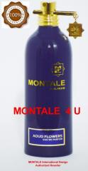 Aoud Flowers Montale Perfume International Design