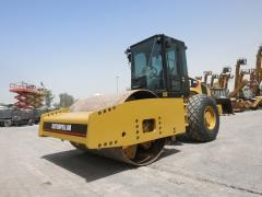 ROLLER - SINGLE DRUM - SMOOTH CS76 17-TONS 2008
