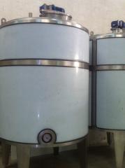 Dairy SS Tanks