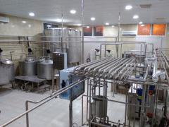 CIP systems for dairy plants