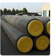 أنابيب من البولي ايثيلين عالي الكثافة EPPI-steel cor