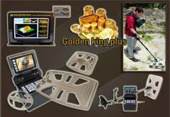 Golden plus  detector