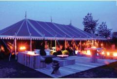 Arabic ethnic tent