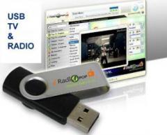Mémoire flash radio tv