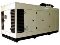 Diesel generators canopy