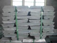 Suppliers of  Zinc