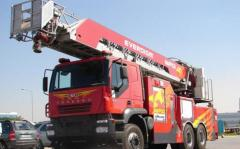 Firefighting vacuum systems