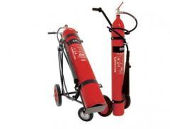 Mobile Carbon Dioxide Extinguishers