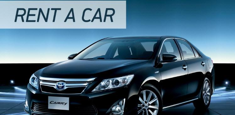طلب Toyota Car