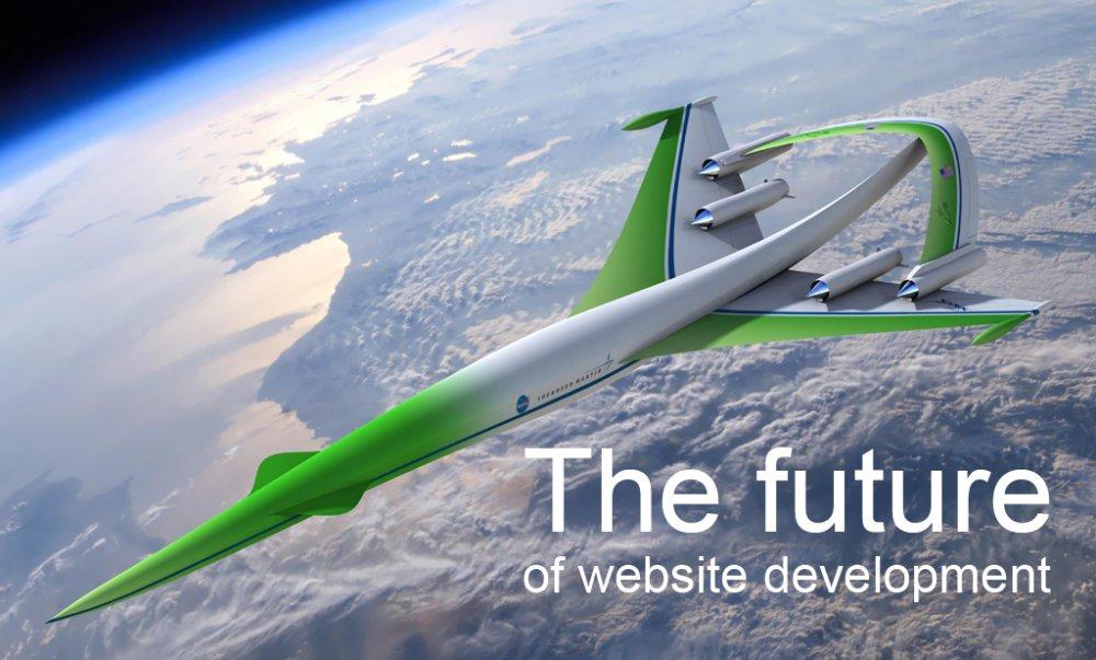 طلب Web design and development