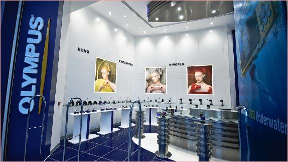 طلب Retail Design(Exhibition Stands)