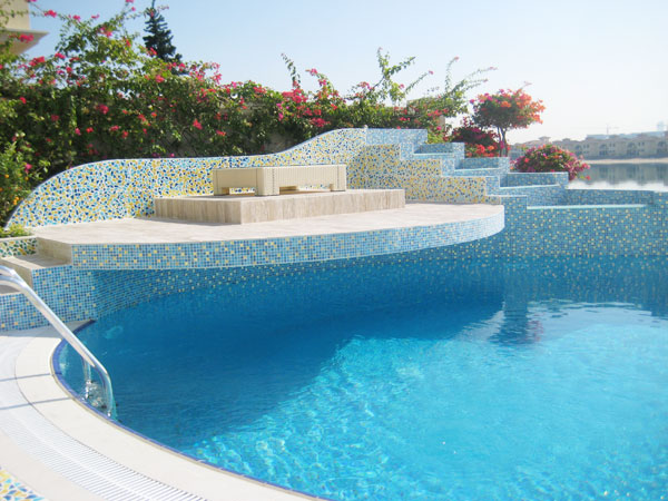 طلب Pool Construction