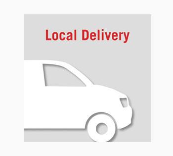 طلب Local delivery
