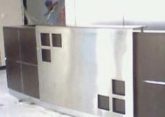 Counter Cladding